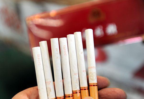 温州这些商户因销售假烟被查处了!快查查你买过没